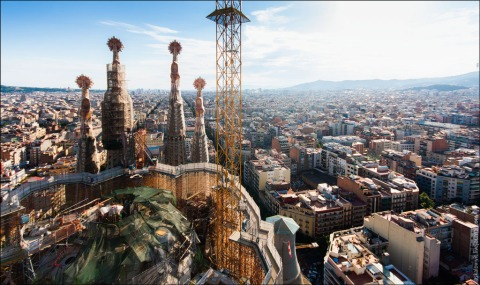 Barcelone - Sagrada familia2