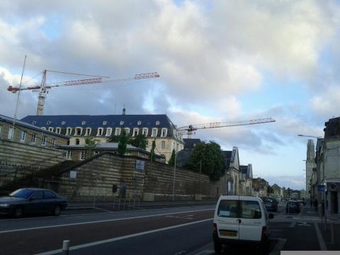 20140605 - Réhabilitation de la caserne dejean à #amiens