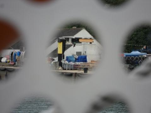 grue portuaire