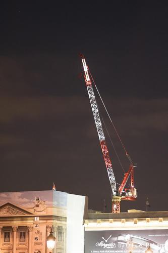 Nuit à la Concorde