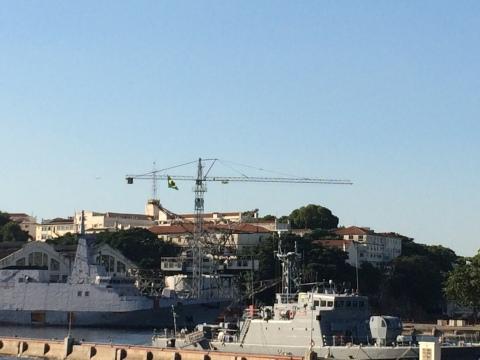 Port militaire de Rio