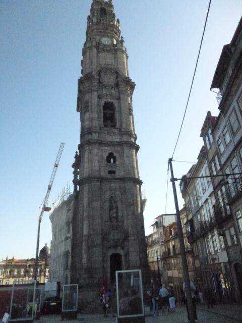 Porto, Torre dos Clerigos