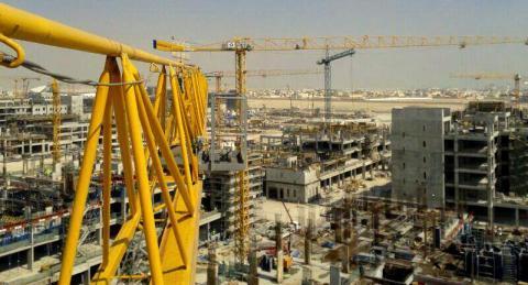 Potain MCT-78 Doha - Qatar Gruisa