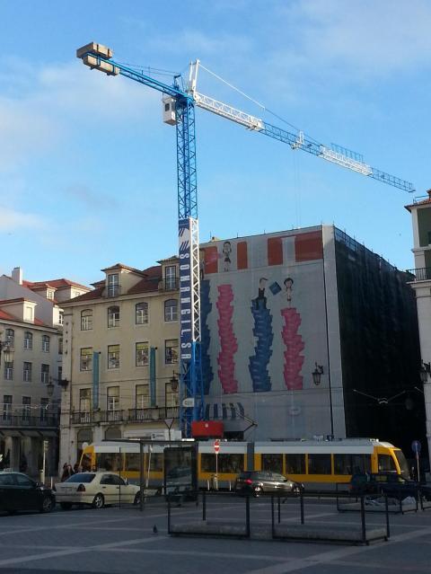 Lisbonne - Praça Figueira - CrhisBlaess