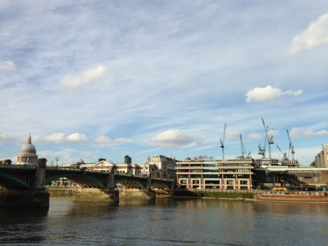 London Crane Ballet