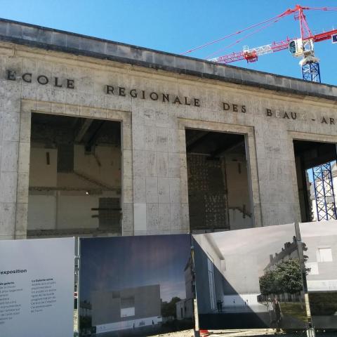 Ecole régionale des beaux arts de Tours