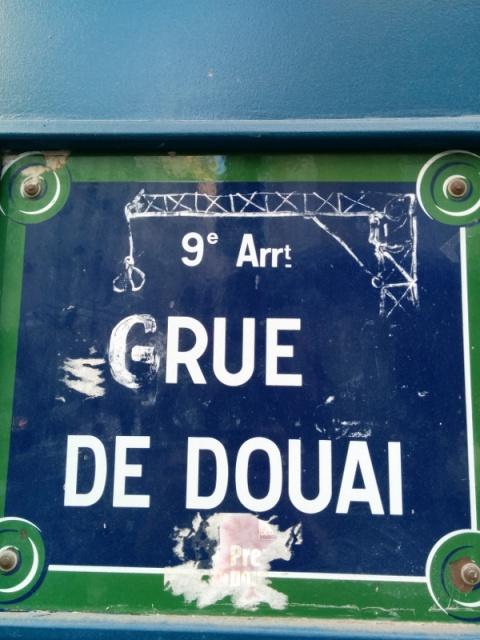 Grue de Douai