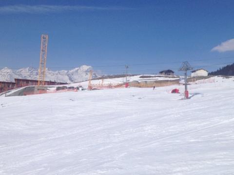 Les Arcs Mont Blanc