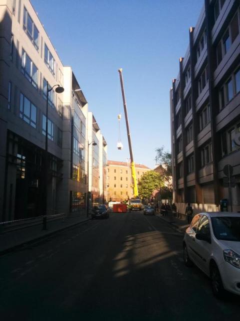 Rue de Cambrai