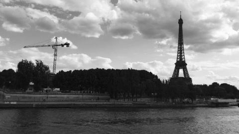 Paris en N&B