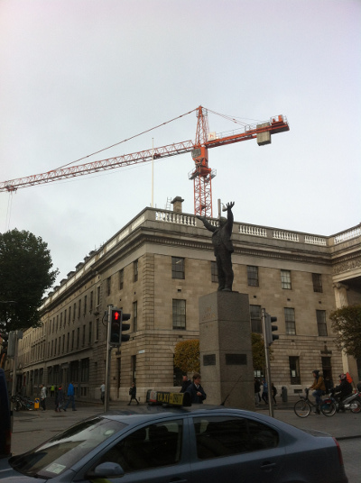 James Larkin à Dublin