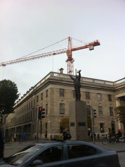 James Larkin à Dublin