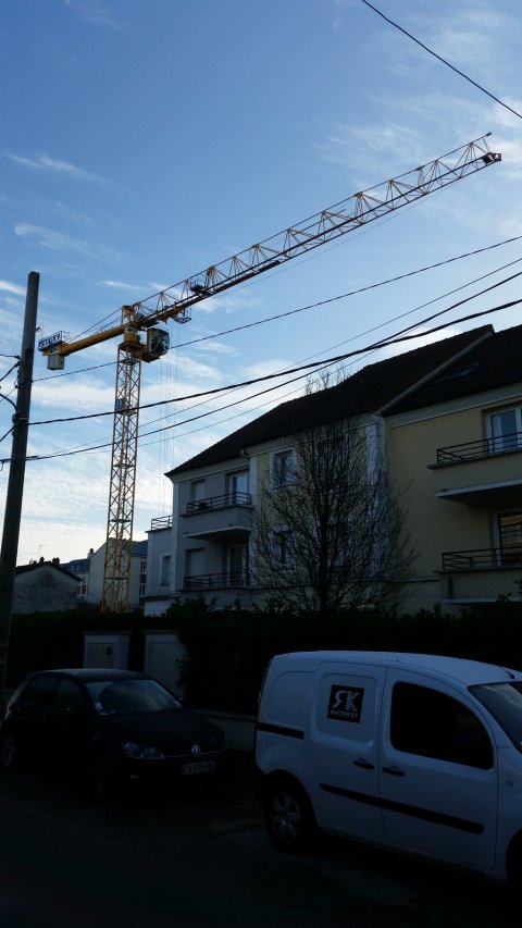 Grue Noisy le Grand