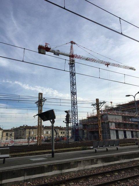 L'attente à Bordeaux