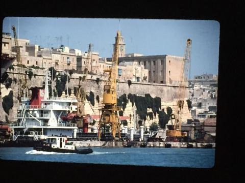 Port de Malte
