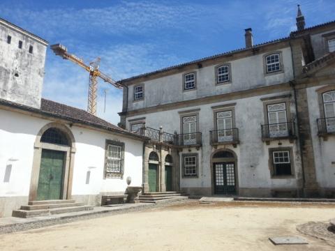 La bâtisse portuguaise du XVIIème siecle