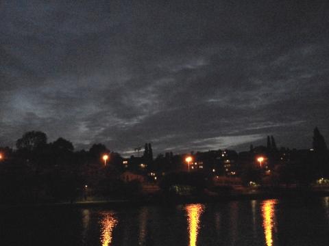 Le silence nocturne