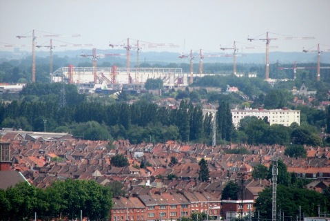 Lille Course grues