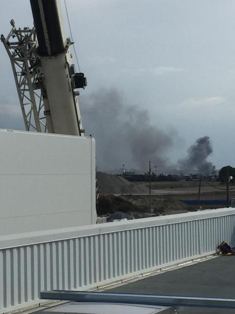 20160604 - L'incendie de la ZAC de Pantin