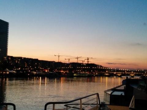 Lumières de Seine