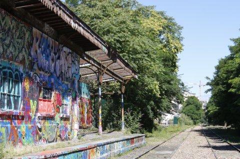 Une gare