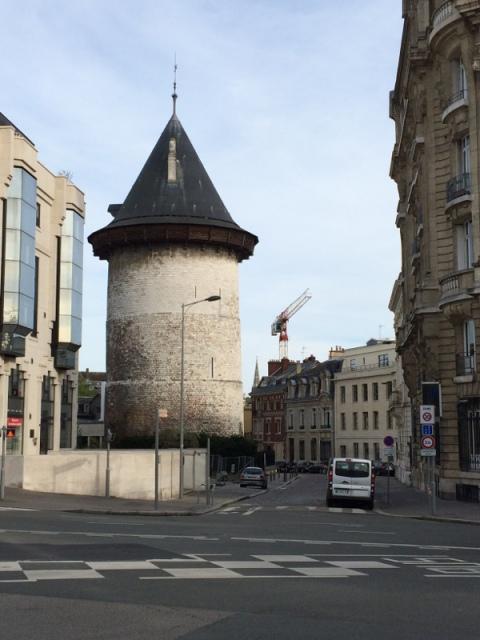 Rouen Donjon