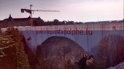 Guérir le pont Adolphe
